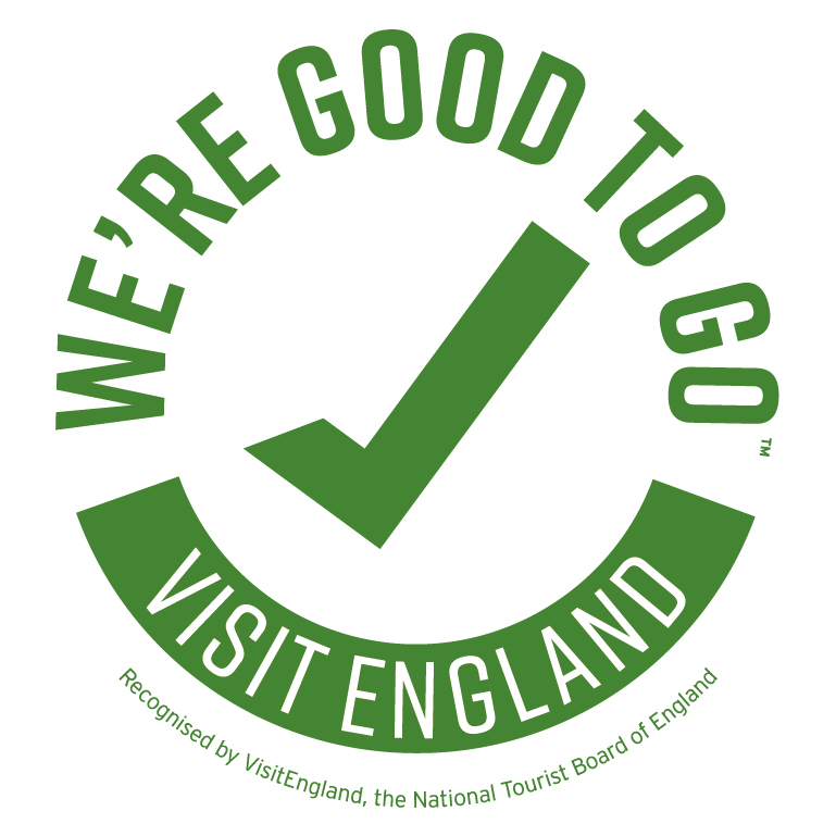 Visit England We're Good To Go Accreditation