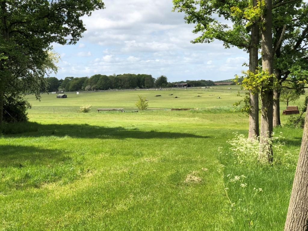 Horseheath Racecourse Event Field