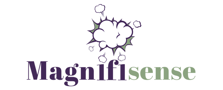 Magnifisense logo