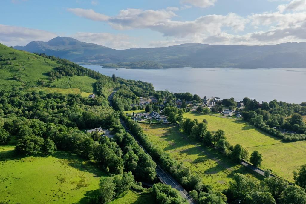 loch and estate